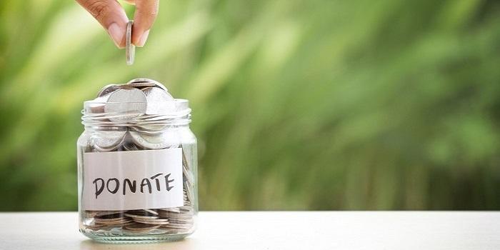 זיכוי מס בשל תרומות